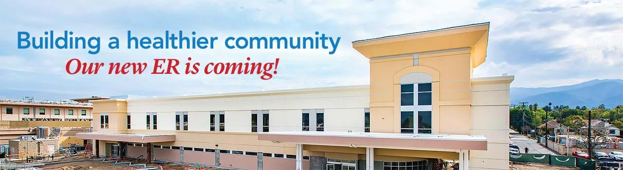 Building a Healthier Community -- Our new ER is coming